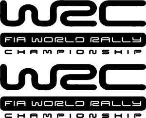 Art Creations Car Racing Logos Sticker For Windows Black Best Price