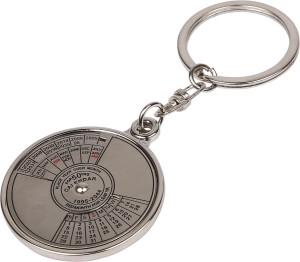 MSZ Calendar Locking Key Chain