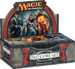 Magic Mtg M11 Factory sealed Booster Pack X 3 !