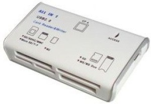 TechGear USB 2.0 All In One Card Reader