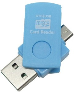 White Panther Micro SD OTG(W-344) Card Reader