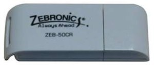 Zebronics ZEB- 50CR Card Reader