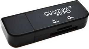 QuantumZERO QZ-CR01 2-Slot 8 in 1 USB 3.0 Card Reader