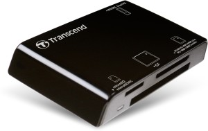 Transcend TS-RDP8K Card Reader