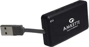 Amkette Multi Format Card Reader
