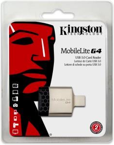Kingston Mobilelite G4 Usb 3 (Fcr-Mlg4) Card Reader