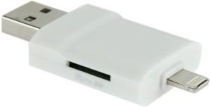 Robmob i-Flash Drive HD USB Two Way Storage Device Card Reader