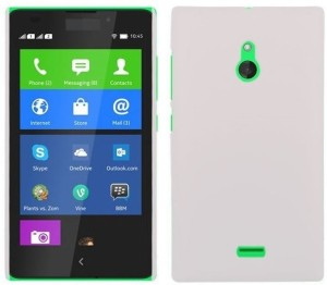 new product 23ad8 f0d24 Wow Back Cover for Nokia X2-Dual SimWhite