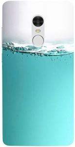 Casotec Back Cover for Mi Redmi Note 4