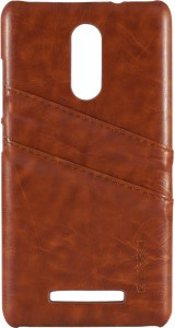 Siratech Back Cover for Mi Redmi Note 3