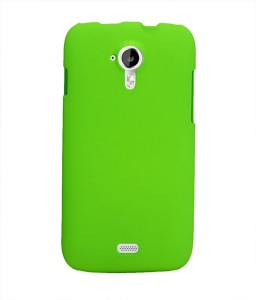 official photos 34265 357c4 RD Case Back Cover for Micromax Canvas HD A116Green