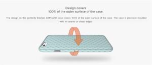 Zapcase Back Cover for SAMSUNG Galaxy S7 Edge