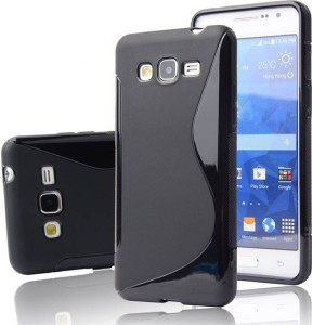 sports shoes 09bf0 518cc S-Design Back Cover for Samsung Galaxy On7 ProBlack