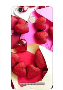 Zapcase Back Cover for Mi Redmi 3S Prime