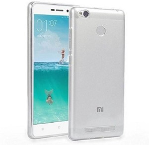 Groovy Back Cover for Xiaomi Redmi 3s
