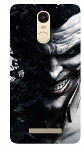 Evaluze Back Cover for Xiaomi Redmi Note 3