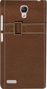 Snapdilla Back Cover for Xiaomi Redmi Note, Mi Redmi Note 4G, Xiaomi Redmi Note Prime