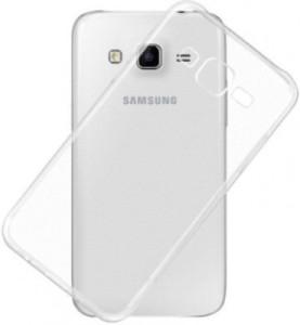 reputable site c84fb 5f49d Totu Back Cover for SAMSUNG Galaxy J2Transparent