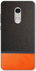 ZIGZEE Back Cover for Xiaomi Redmi Note 4