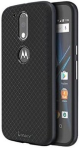 IPAKY Back Cover for Motorola Moto G (4th Generation) Plus