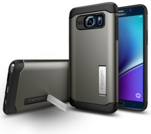 Spigen Back Cover for SAMSUNG Galaxy Note 5