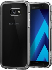 competitive price 5d620 66165 Spigen Back Cover for Samsung Galaxy A5 (2017)Crystal Clear