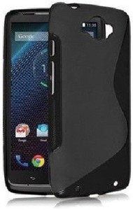 SmartLike Back Cover for Moto Maxx Droid TurboBlack