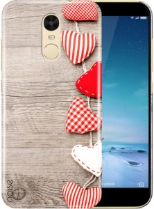 Noise Back Cover for Mi Redmi Note 4