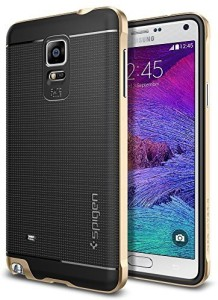 premium selection 3cbac ac88d Spigen Back Cover for Galaxy note 4