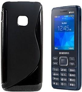 Sprik Back Cover for Samsung B350Black