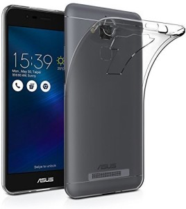 new style a52f7 42bd6 Case Creation Back Cover for Asus Zenfone3 Max ZC553KL 5.5 inchTransparent