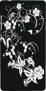 Snooky Back Cover for Mi Redmi 1S