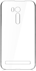 low priced 3dd4c 5b3ac CoverOn Back Cover for Asus Zenfone Go 4 5 2nd Gen Hard Transparent ...