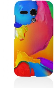 StyBuzz Back Cover for Motorola Moto G (1st Generation)