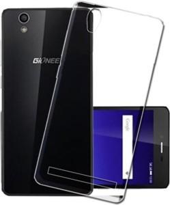 sale retailer 0b372 7b4ac Aspir Back Cover for Gionee F103Transparent