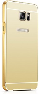 Uni Mobile Care Back Cover for SAMSUNG Galaxy S6 Edge