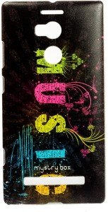 Mystry Box Back Cover for Gionee Elife E8