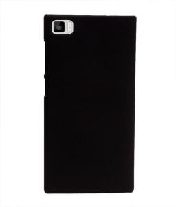 new arrival 16833 82261 Coverage Back Cover for Xiaomi Mi3Black