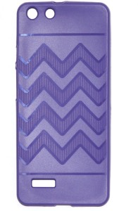 pretty nice c9393 4d481 Gizmofreaks Back Cover for Micromax Canvas Hue AQ5000Purple