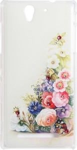 Sharp Icon Back Cover for Sony Xperia C3