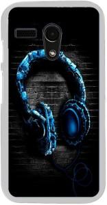 Fuson Back Cover for Motorola Moto G X1032, Motorola Moto G (1st Gen)