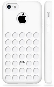 26d0324219 Kolorfish Back Cover for Apple iPhone 5C White Best Price in India ...