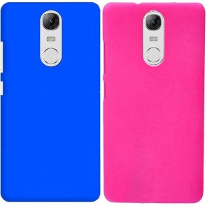 info for dd8bb a1be6 Unistuff Back Cover for Mi Redmi Note 4Royal Blue, Pink