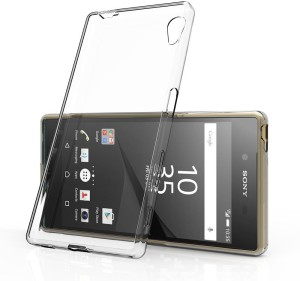 detailed pictures 594b6 038d5 Aspir Back Cover for Sony Xperia Z5 Premium DualClear Transparent
