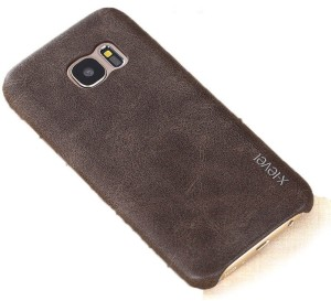 brand new 88a42 966fc X-Level Back Cover for SAMSUNG Galaxy S7 EdgeBrown