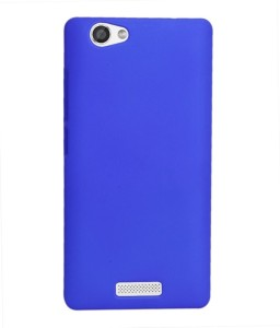 the latest b6343 c6f80 Top Grade Back Cover for Micromax Canvas Hue 2 A316Blue