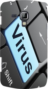 Printvisa Back Cover for Samsung Galaxy S Duos S7562