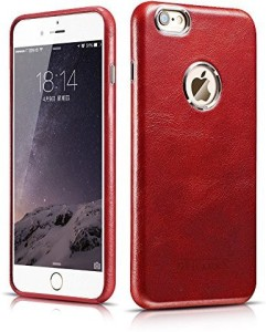 the best attitude b9f6c 4fef3 icarercase Back Cover for iPhone 6 Plus iPhone 6S PlusRed