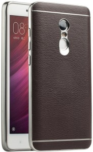 Excelsior Back Cover for Xiaomi Redmi Note 4