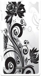 Snooky Back Cover for Sony Xperia L